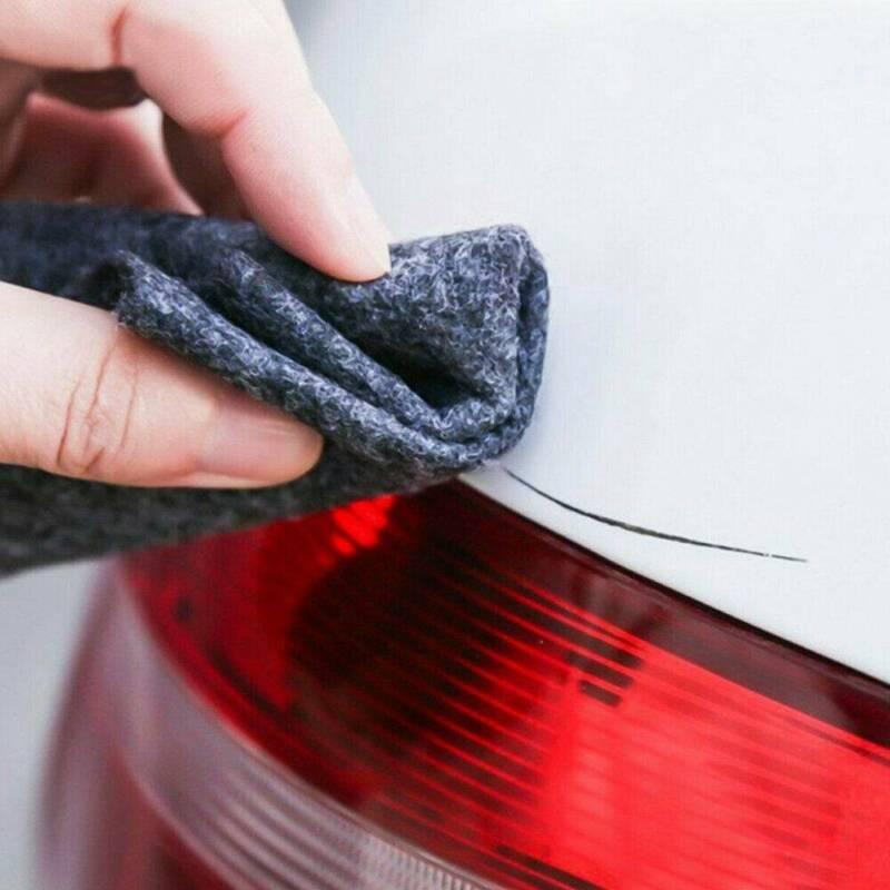 HOT Car Scratch Eraser Magic Car Scratch Repair Remover Nano Cloth Surface Rag. 2