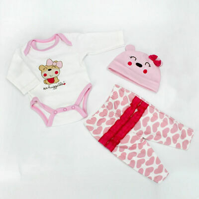 22'' Reborn Baby Dolls Realistic Vinyl Silicone Newborn Girl Doll Handmade Gifts 6