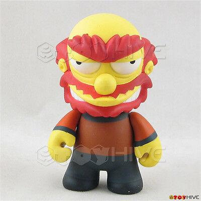 Groundskeeper Willie The Simpsons Kidrobot Treehouse of Horror
