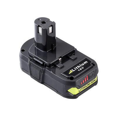 For RYOBI P107 2.5Ah 18V battery ONE+ MAX P104 Lithium P108 P105 P103 P102 P106 4