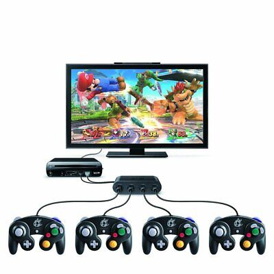 2Pack Wired NGC Controller Gamepad for Nintendo GameCube GC & Wii U Console 8