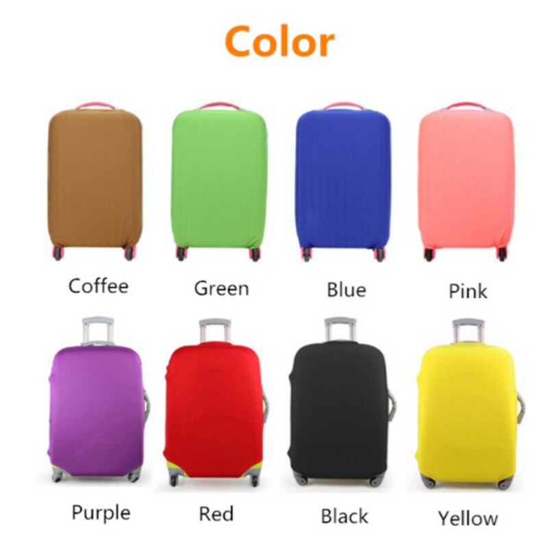 """Protector Cover Case for 18""""- 30"""" Luggage Suitcase Solid Elastic Stretch Fabric 10"""