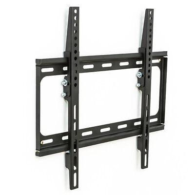 """SUPPORTO STAFFA PARETE MURO INCLINABILE TV LCD TFT LED 32-55 """" VESA max 400x400 2"""