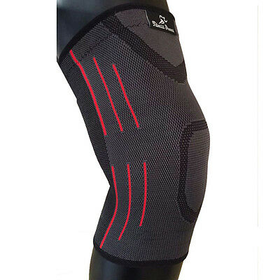 2X Knee Compression Sleeve for Arthritis Joint Pain Relief Workout Sport Braces 7