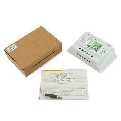 Solar Panel Regulator LCD 10/20/30/40A 12V/24V MPPT Charge Controller 3 Timer SY 10