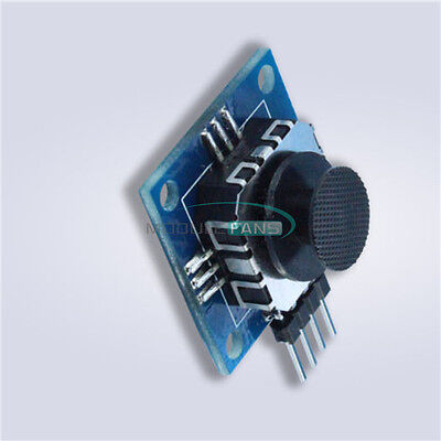 PSP 2-Axis Analog Thumb GAME Joystick Module 3V-5V For arduino PSP M 2