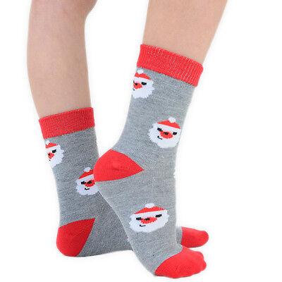 Childrens Boys Girls Christmas Socks Novelty Festive Sock Stocking Filler Xmas 3