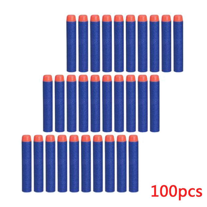 100/200/400/800/1000 Nachfüll Darts Pfeile Elite Clip Darts für NERF N-Strike 3