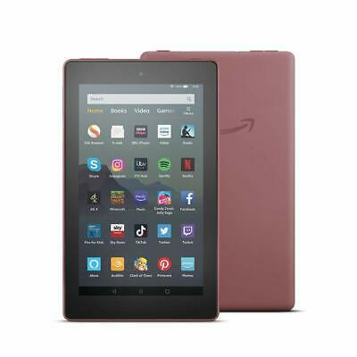 """New Amazon Kindle Fire 7"""" Tablet 32GB with Alexa (9th Gen) Latest 2019 5"""