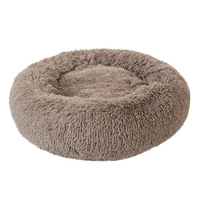Small Large Pet Dog Puppy Cat Calming Bed Cozy Warm Plush Sleeping Mat Kennel 12