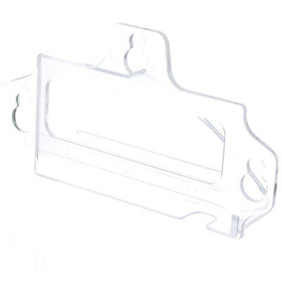 MINI EZ-Pass Clip Electronic Toll Tag Holder for the New Small E-ZPass - CLEAR 2