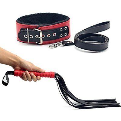 magic massage wand nero e set kit rosso nero dominazione  bdsm bondage sadomaso 6