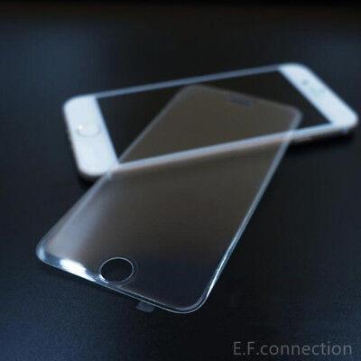 iPhone 6S/6/7/Plus 8/X VITRE EN VERRE TREMPE 3D Film Protection Ecran Intégral 3