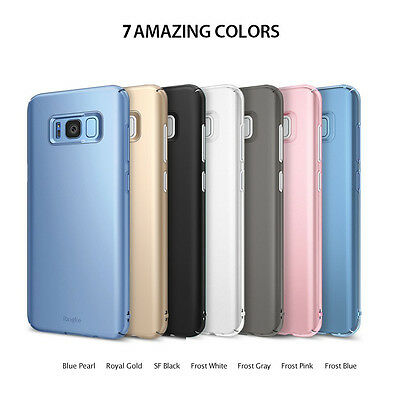 Galaxy S9 S8 S8 Plus Case Genuine RINGKE Ultra Slim Protective Cover For Samsung 3