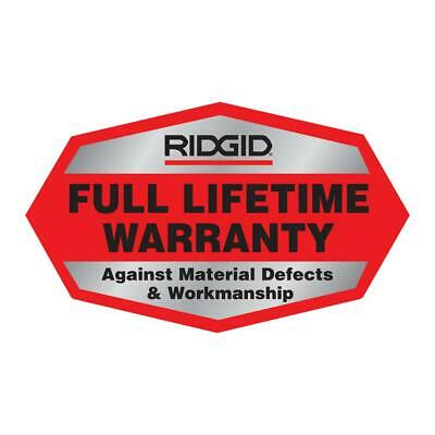 RIDGID Drain Cleaning Cable Cleaner C-6 3/8 In x 35 ft Male Coupling Replacement 8