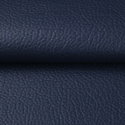 """Vinyl Faux Leather Fabric Litchi Pleather Upholstery Fabric 54"""" Wide By the Yard 10"""