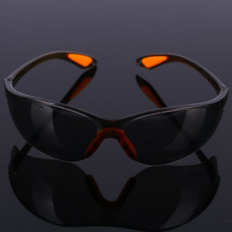 Factory Lab Work Goggles Anti-impact Outdoor Safety Eye Protective Clear Glasses 5