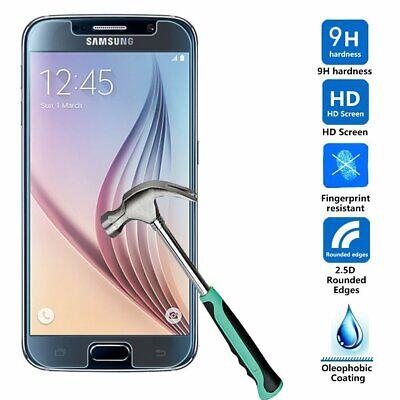 Vitre Film Protection Verre Trempé Samsung Galaxy S9/S8/A3/A5/A6+ J3/J5/J6 Plus 10