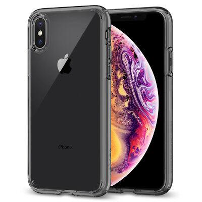 iPhone X/XS,XS MAX,XR Spigen® [Ultra Hybrid] Hybrid Bumper Shockproof Case Cover 3