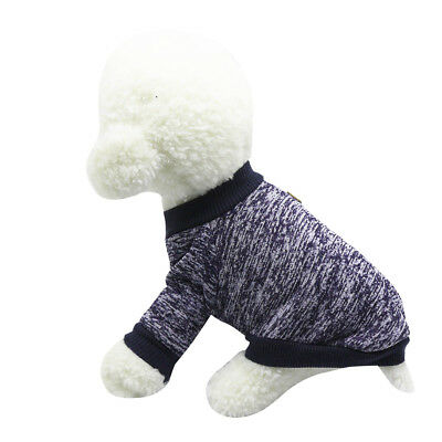 Clothes for Pet  SWEATER Chihuahua Yorkie Small Dog Coat Jacket Fleece Soft Warm 8