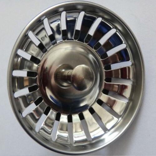 New Kitchen Basket Strainer Plug Used in Many Franke Sink Sealing Cover #HA2