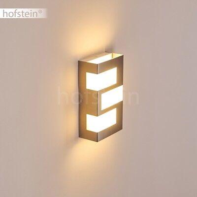 Details zu LED Up Down Terrassen Garten Beleuchtung Außen Wand Leuchten Hof Lampe anthrazit