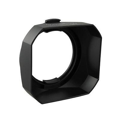 JJC LH-SA49 Lens Hood Square replaces PH-SA49 for Pentax smc DX 35mm FA 50mm