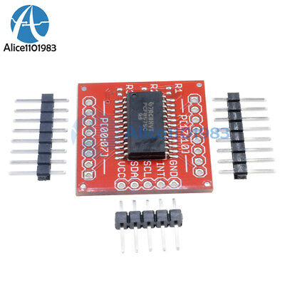 PCF8575 IIC I2C I/O Extension Shield Module 16 bit SMBus I/O ports For Arduino 9