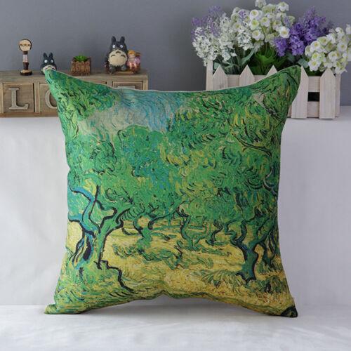 Home Decor Samples: Vintage Sample Home Decor Cotton Linen Throw Sofa Pillow