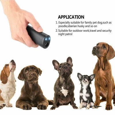 Petgentle Ultrasonic Anti Dog Barking Pet Trainer LED Light Gentle Chaser Style 2