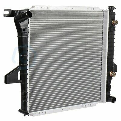 New Direct Fit Complete Aluminum Radiator 2.5L for 98-01 Ford Ranger Mazda B2500