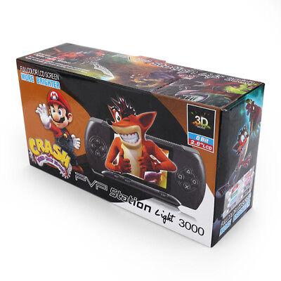Pvp 3000 Handheld Portable 8 Bit Games Console Retro Megadrive Ds Video Game 5