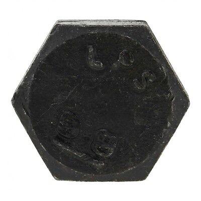 DIN 609 Sechskant-Paßschraube mit langem Gewinde M10 x 45 8.8 blank