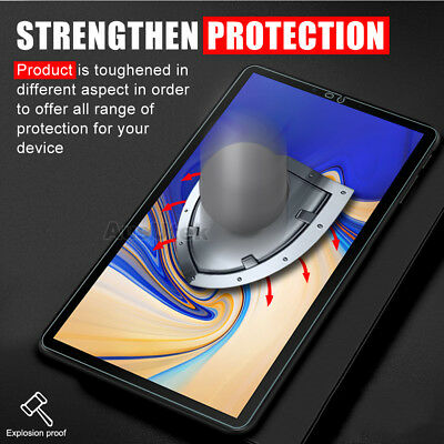 Tempered Glass Screen Protector for Samsung Galaxy Tab A 7/ 8/ 10.1/ 10.5 2018 3