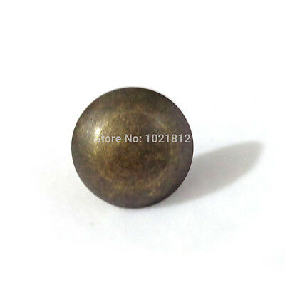 50pcs 25mm Round Sofa Nail Button Sofa Decor Headboard Wall Decor Box Decoration