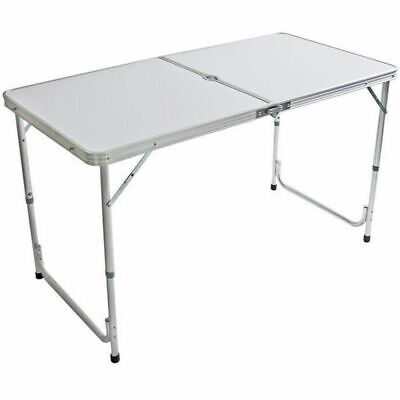 Heavy Duty Folding Table Portable Picnic Camping Garden Party BBQ Indoor Outdoor 11