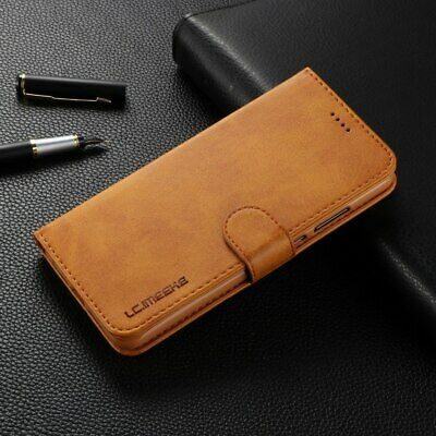Samsung Galaxy A20 A30 A50 A70 A90 5G Wallet Leather Case Flip Card Slots Cover 3