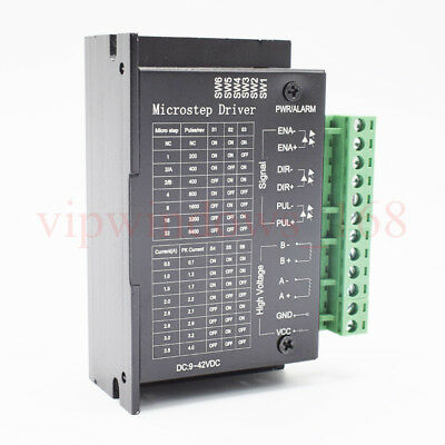 TB6600 Driver Single Axis 4A Controller 9~42VDC for Stepper Motor 6
