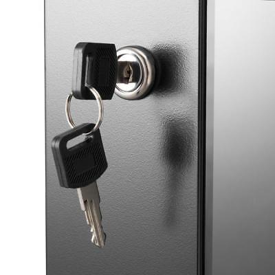 PrimeCables® 15U Wall Mount Network Server Cabinet Rack 6