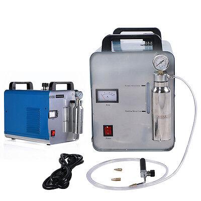 Sauerstoff-Hydrogen Wasser Flamme Polierer H180 Acryl Flame Welder Maschine 400W AC 220V 1.5A