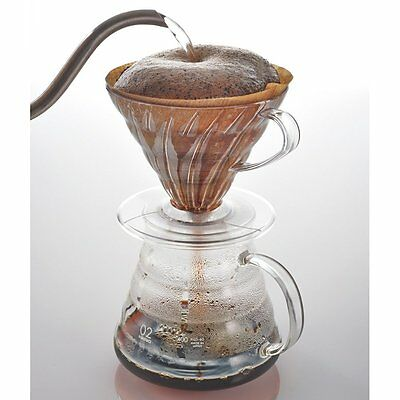 Hario V60 Coffee Dripper Clear Drip 01 02 03 VD-01T VD-02T VD-03T from JAPAN 6