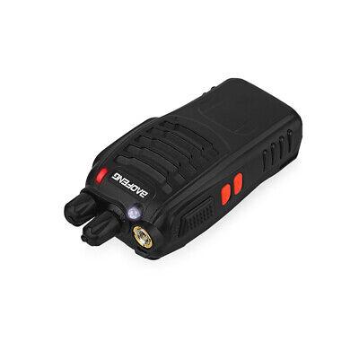 2x Walkie Talkie BF-888S UHF 400-470MHz 5W 16CH Portable Two-Way Radio AU Stock 10