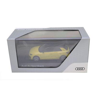 Audi A1 Sportback Gb Phytongelb 1 43 Modellauto 5011801032 Miniatur Gelb Yellow