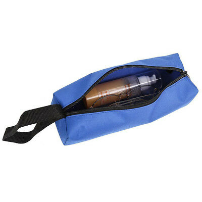Électricien Zipper Storage Tool Pouch Small Parts Hand Plumber 3