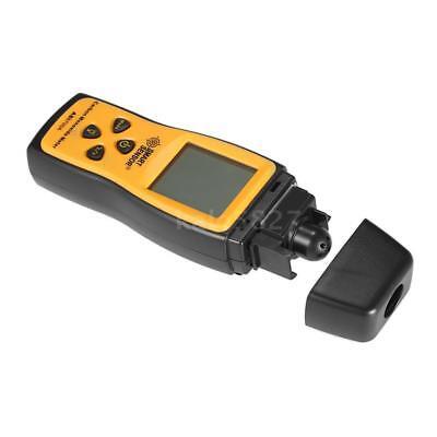 SMART SENSOR Handheld LCD Carbon Monoxide Meter CO Tester Monitor Detector Gauge 8