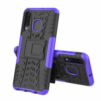 Samsung Galaxy A20 A30 A50 A70 Heavy Duty Shockproof Rugged Case Bumper Cover 9