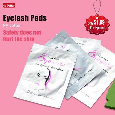 400 Pairs Under Eye Curve Eyelash Pads Gel Patch Lint Free Lash Extension Beauty 2