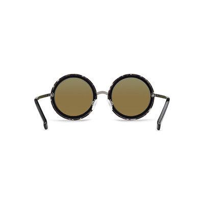 bdb7ddcab6 ... Von Zipper Fling Sunglasses - Black Tortoise - Blue Chrome - FLI-BTB 4
