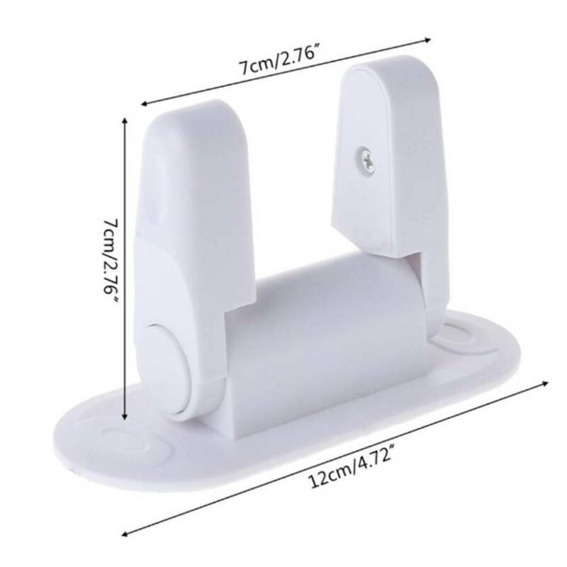 1pc Door Lever Lock For Baby Safety Handle Lock Safety Locks For Kids Child 5