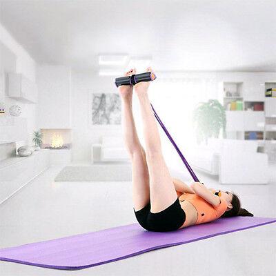 Attrezzo Elastico Pilates Fitness Pull X Esercizi Allena Braccia Gambe Spalle 3